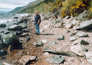 Loch ness fish species